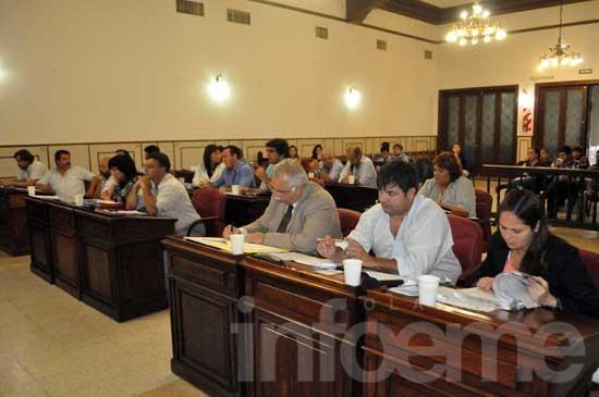 El Concejo sesionará por primera vez en un Territorial