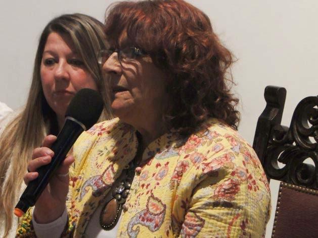 Murió la escritora local María Manetti