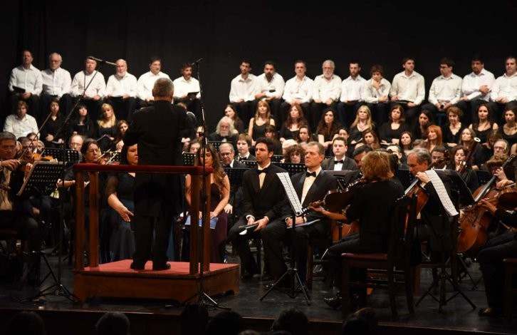 La Sinfónica Municipal cierra sus actividades en el Centro Cultural Néstror Kirchner