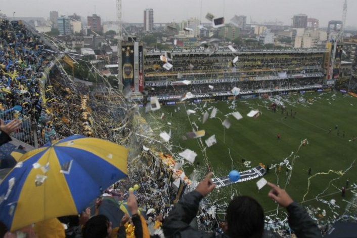 La Bombonera, el mejor estadio del mundo según una revista inglesa