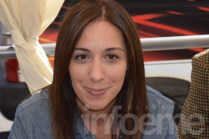 Vidal quiere terminar con la reelección indefinida de los intendentes