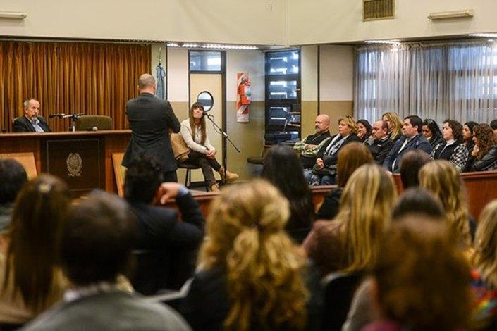 Juicio por Jurados, la mejor medida del ministro Casal según la Red de Jueces Penales