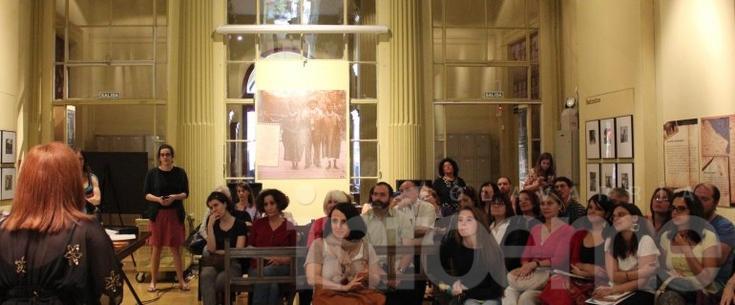 """Concurso """"Palabra de Museos"""": premio para olavarrienses"""