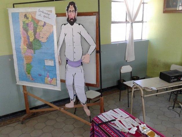 Día de la Tradición en escuelas de la Unidad 2
