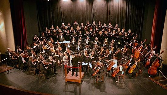 Este domingo llega otra gala solidaria de la Sinfónica