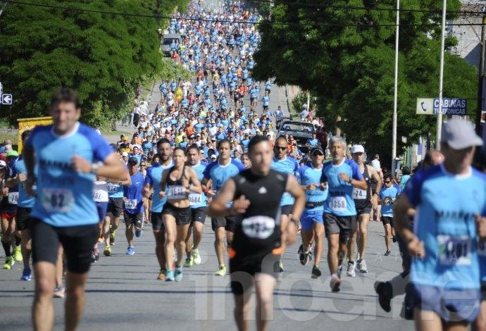 Más de medio centenar de olavarrienses corrieron la 43º edición de La Tandilia