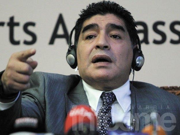 En Venezuela, Maradona se sometió otra vez a un bypass gástrico