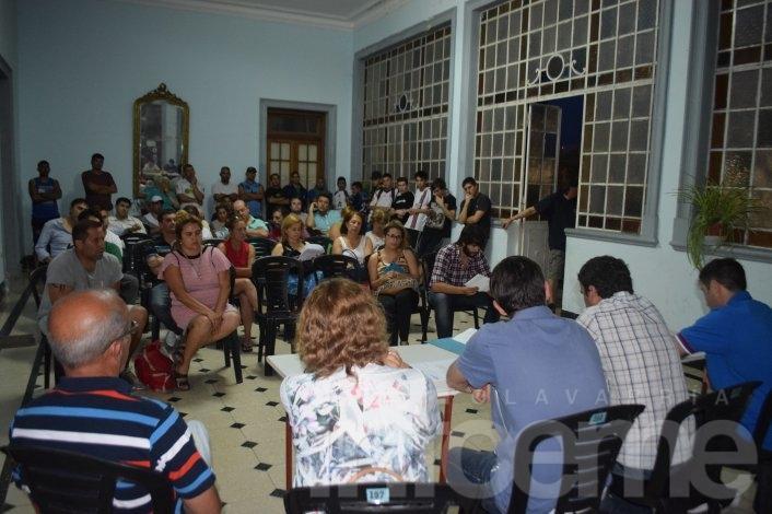 """Orifici no asumió por diferencias con la """"Barra"""""""