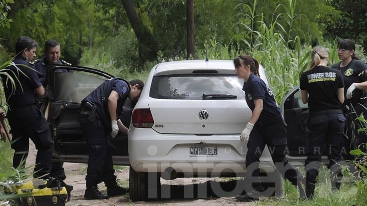 Hallaron a abogado muerto en su auto, con una bolsa en la cabeza