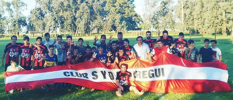 Iturregui es el campeón anual en Primera