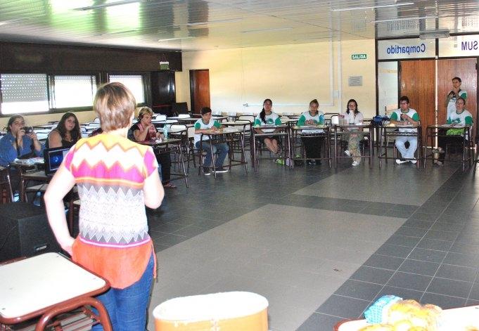 Olavarría recibió a la Mesa de Educación Intercultural