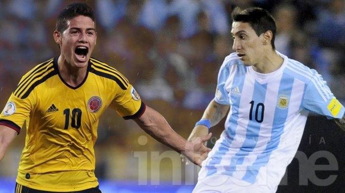 Argentina visita a Colombia con la urgencia de una victoria