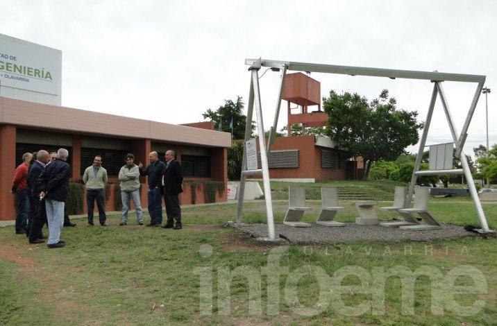 Presentaron en Ingeniería la primera Planta de Energía Solar