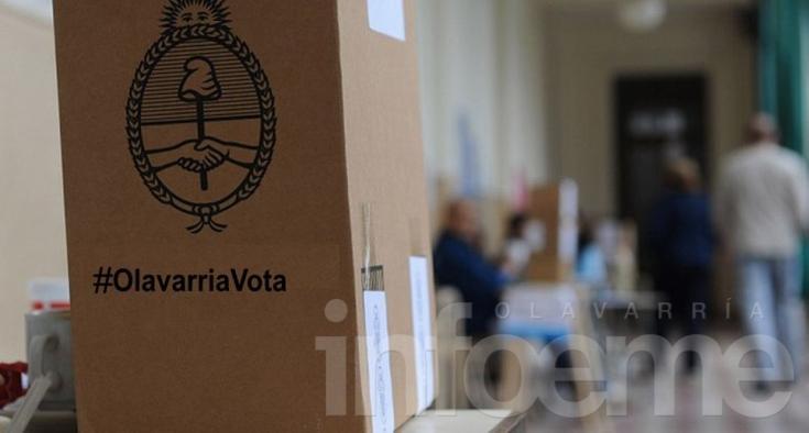 Viví el ballotage por Infoeme y Radio Olavarría