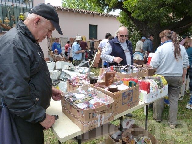 Exitoso remate a beneficio del Hogar de Ancianos