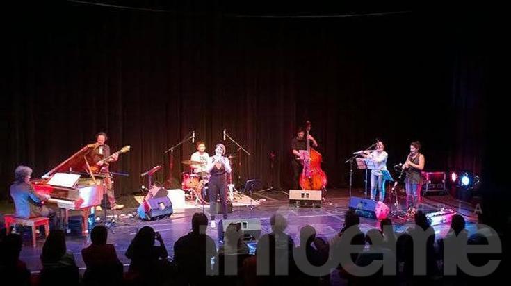 Ignacio Montoya Carlotto presentó su nuevo disco en el centro cultural Haroldo Conti