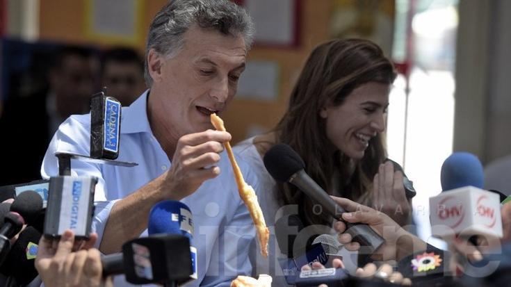 """Macri: """"Pase lo que pase vamos a estar todos juntos"""""""