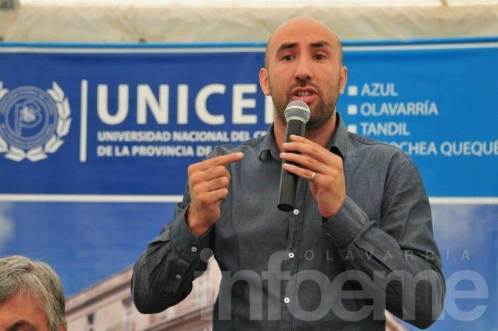 """Valicenti: """"No vamos a dejar de defender nuestro proyecto"""""""