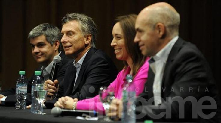 Mauricio Macri dio su primera conferencia de prensa como presidente