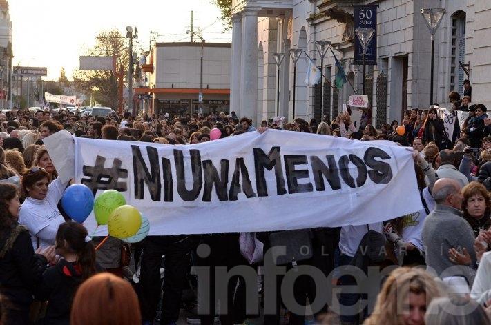 #NiUnaMenos: así serán las actividades en Olavarría