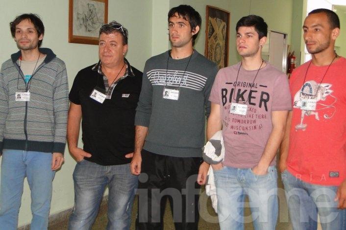 CORPI continúa con la campaña de socios, esta semana en Sierras Bayas