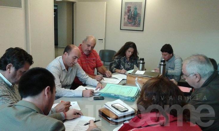 El HCD sesiona por primera vez en Colonia San Miguel