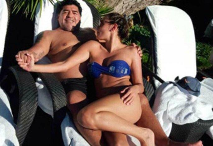 Diego Maradona fue echado de un hotel en Venezuela