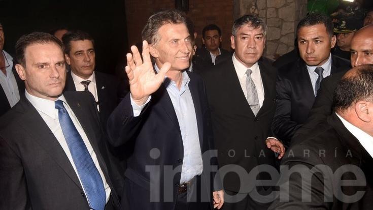 Cristina y Macri se reunieron en la Quinta de Olivos