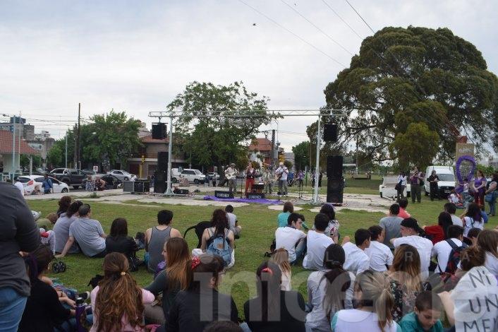 Nueva movilización en la Ciudad contra la violencia de género