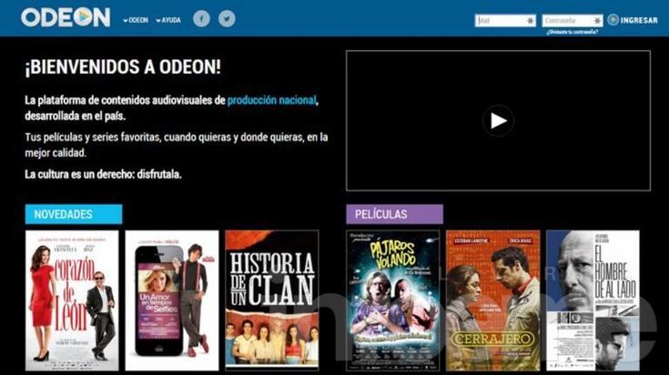 """""""Odeon"""", el Netflix argento"""