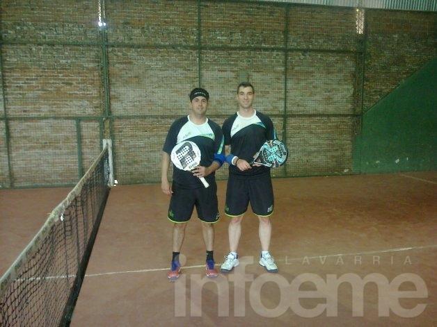 Rosatto y Elcano campeones en Chaco