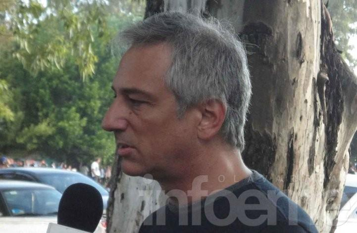 """José Eseverri """"Esta fiesta es de la familia, es de los pibes"""""""