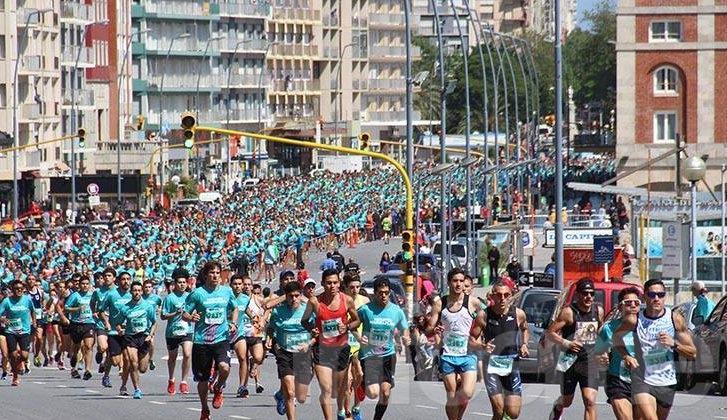 Presencia olavarriense en la Maratón de Mar del Plata
