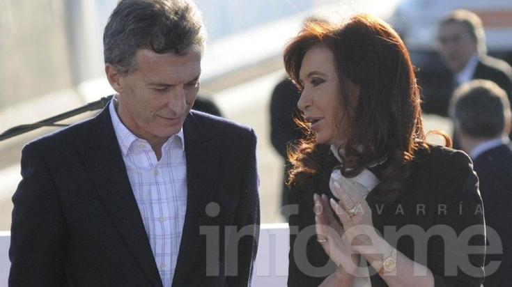 El pase de mando de Cristina a Macri será en la Casa Rosada