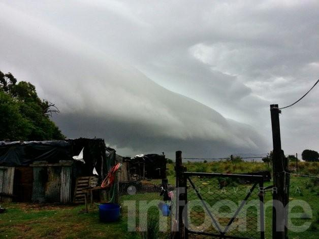 Continúa el alerta por fuertes tormentas