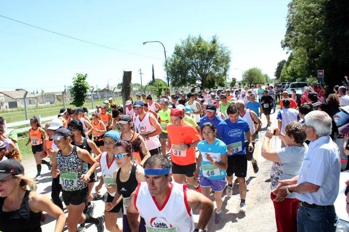 Tercera edición de la maratón aniversario Loma Negra