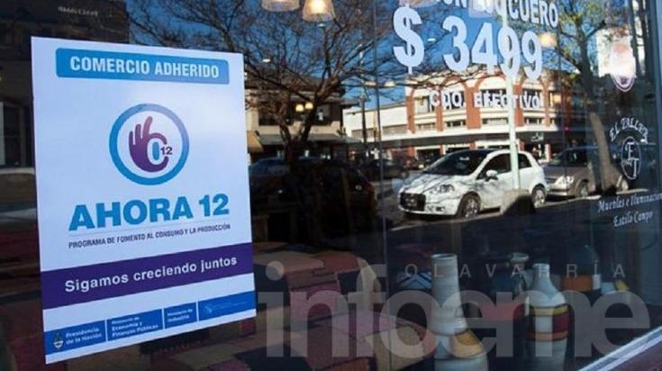 """El Gobierno busca ampliar a 18 cuotas el plan """"Ahora 12"""""""