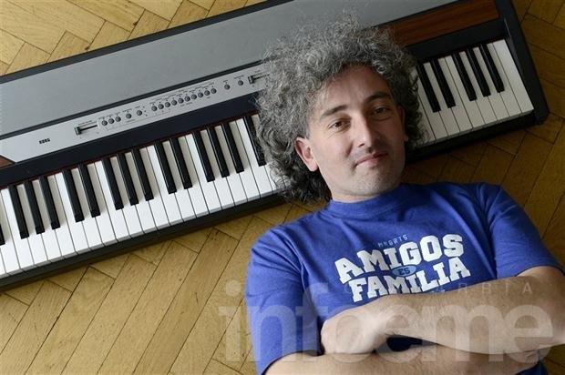 Ignacio Montoya Carlotto vuelve a tocar en Olavarría