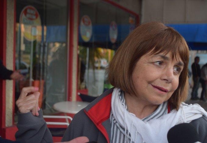 La Fiscal Alonso seguirá al frente de la causa por incidentes en HCD