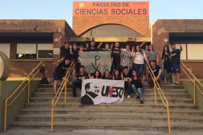 UNESO se impuso en la Facultad de Sociales