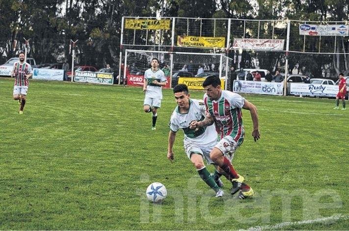 Perdió Deportivo Sarmiento y Ferro mantiene la categoría