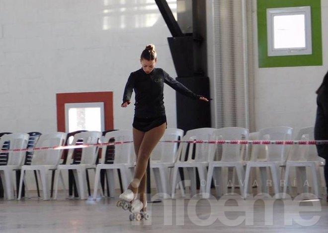 Patín: Juana Quereilhac rumbo al Open 2016