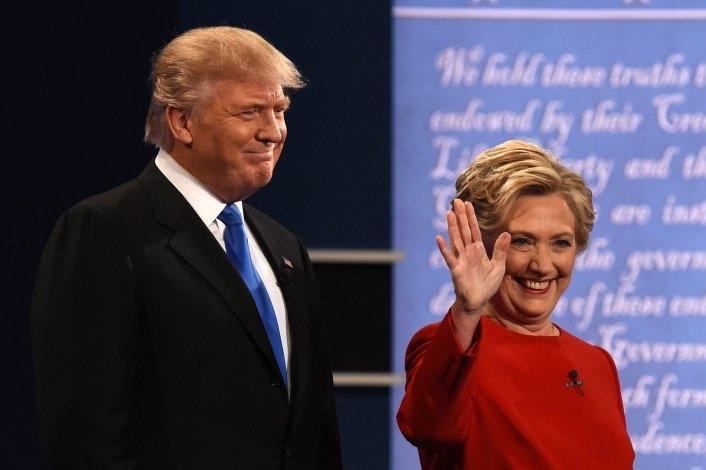 Estados Unidos define su futuro y elige entre Hillary y Trump