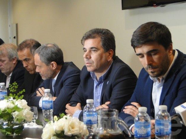 Con presencia de Ministros se conformó la Mesa Interinstitucional