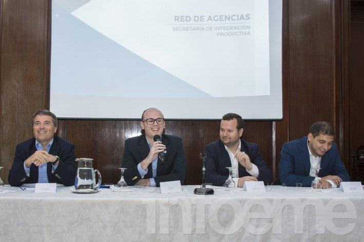 """Olavarría es parte del programa """"Red de Agencias"""""""