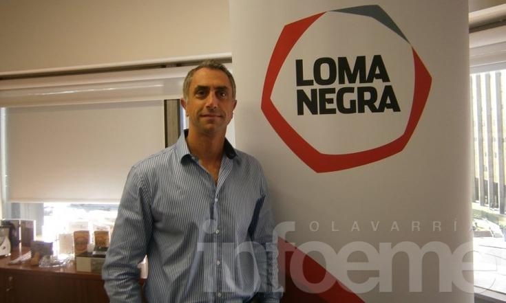 Loma Negra tiene nuevo Director General