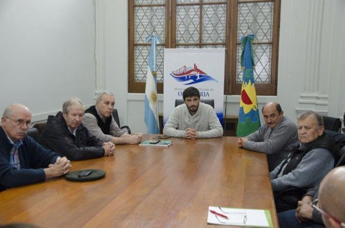 Una nueva reunión de la Mesa de Agropecuaria