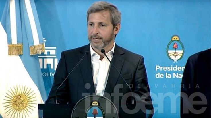 Anuncian la llegada del ministro Rogelio Frigerio