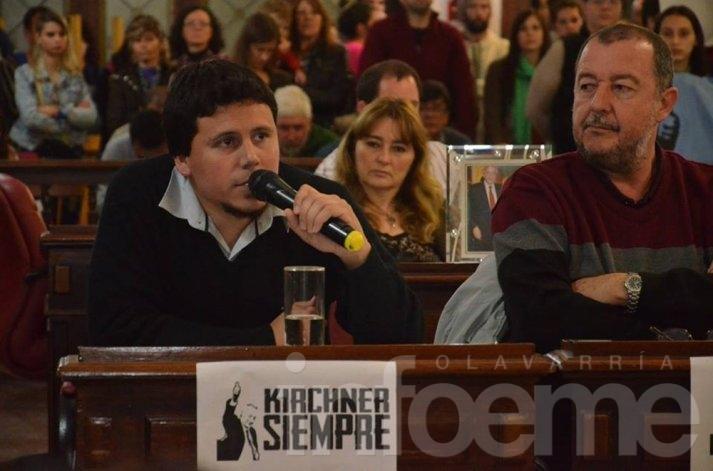 Aguilera y Bajamón rechazaron el aumento del agua
