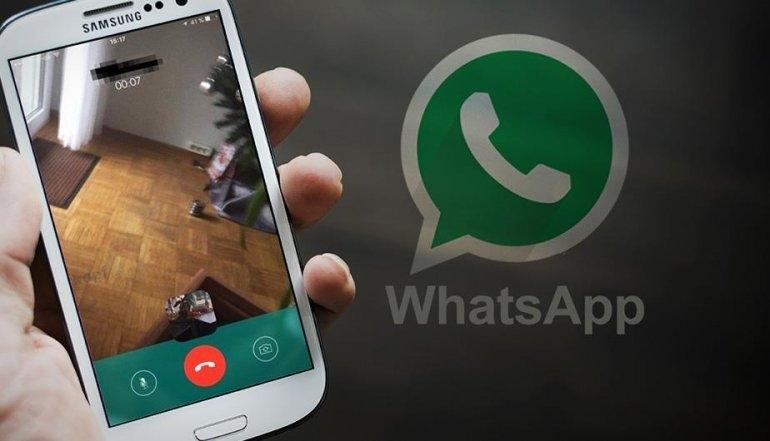 WhatsApp habilitó la opción de videollamada